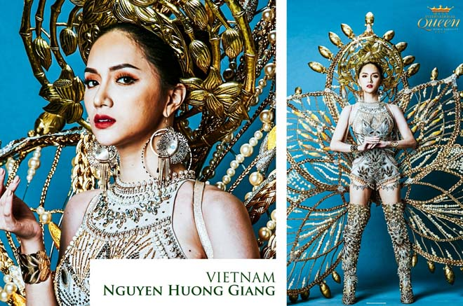 Hương Giang Idol thắng giải Tài năng tại Hoa hậu chuyển giới 2018 - 4