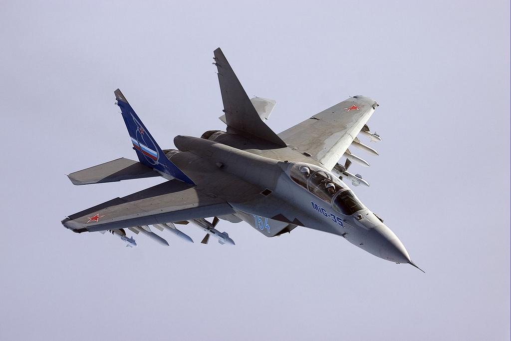 Lần duy nhất Mỹ vung tiền mua chiến đấu cơ MiG-29 của Nga - 3
