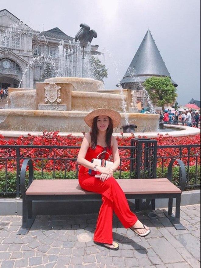 Ngỡ ngàng với 3 bà mẹ trẻ trung quyến rũ của mỹ nữ Việt - 4