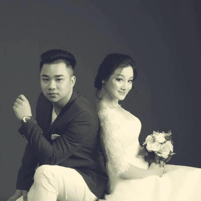 Ngỡ ngàng nhan sắc vợ sắp cưới của Hữu Công - 1