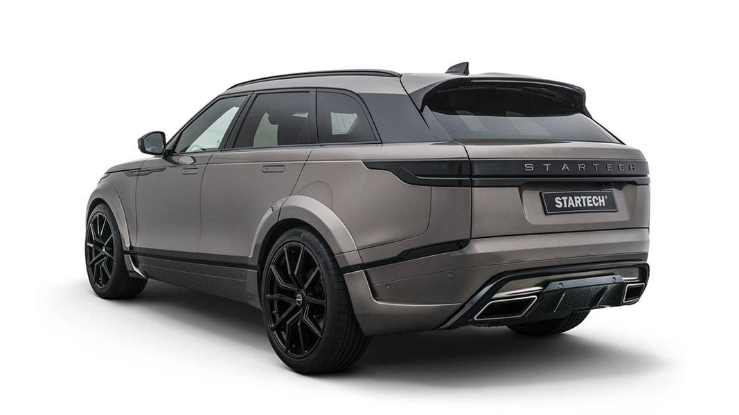 Range Rover Velar qua bàn tay hãng độ Startech - 4