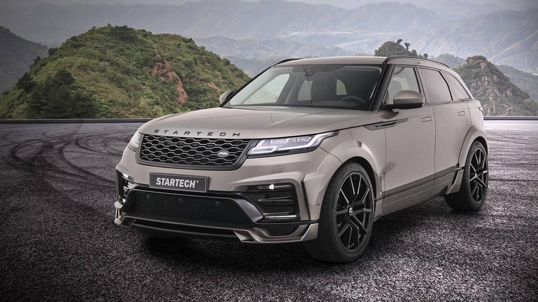 Range Rover Velar qua bàn tay hãng độ Startech - 1