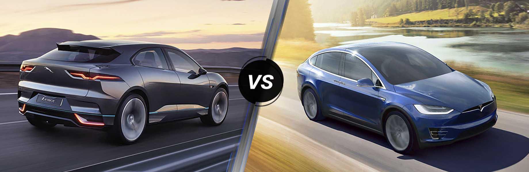 Jaguar I-Pace vs Tesla Model X - Ai hơn ai? - 1
