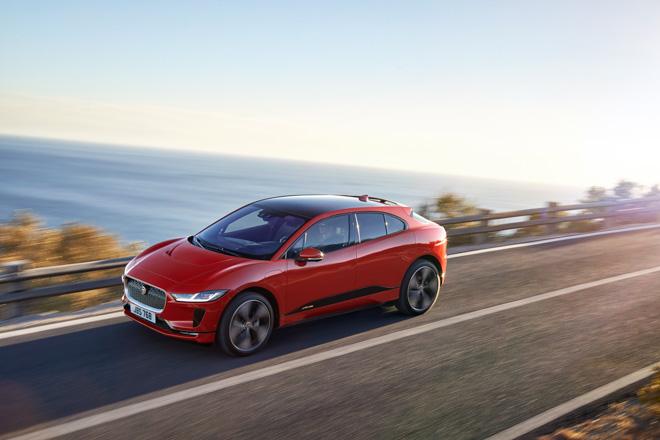 Jaguar I-Pace vs Tesla Model X - Ai hơn ai? - 2