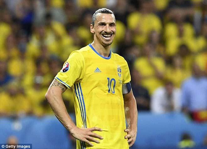 HLV Mourinho xác nhận: Ibrahimovic sẽ rời MU, có thể dự World Cup 2018 - 3