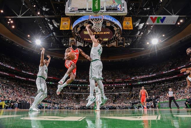 Bóng rổ Mỹ NBA: Long tranh hổ đấu, ngôi sao so tài - 2