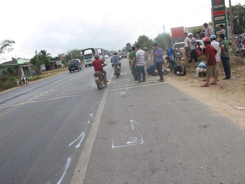 Phượt thủ TP.HCM bị tai nạn, tử vong ở Bình Thuận - 1