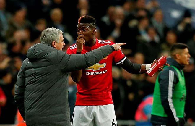 Pogba lộ chuyện cơ mật: Mâu thuẫn với Mourinho, âm thầm đào thoát đến PSG? - 3