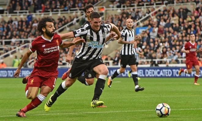 Chi tiết Liverpool - Newcastle: Liverpool mất penalty khó hiểu (KT) - 5