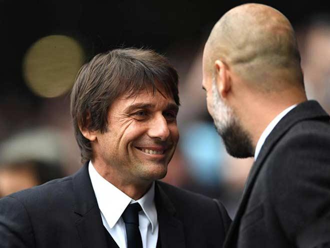 Man City đại chiến Chelsea: Conte dùng bài trị Barca đấu Pep - 1