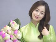 """""""Nữ thần sắc đẹp"""" Kim Tae Hee đến Việt Nam sau thời gian nghỉ sinh"""