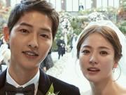 Vợ chồng Song Hye Kyo, Song Joong Ki hẹn hò kín đáo sau khi kết hôn