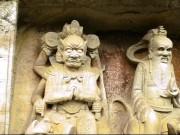Chiêm ngưỡng 60.000 bức tượng khắc trên vách đá ở Trung Quốc