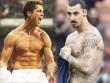 """Đã tập thì phải """"điên"""" như CR7,  Zlatan Ibrahimovic"""