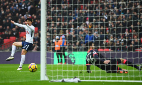 Chi tiết Tottenham - Huddersfield Town: Harry Kane kém duyên (KT) - 4