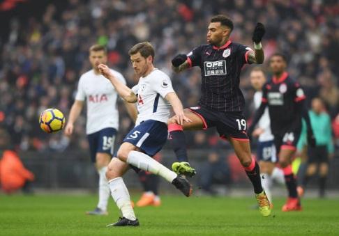 Chi tiết Tottenham - Huddersfield Town: Harry Kane kém duyên (KT) - 5