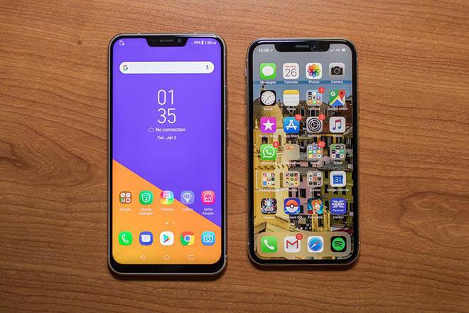 Tại sao điện thoại Android nếu như sao chép phần tồi bạc nhất mức iPhone X? - 1