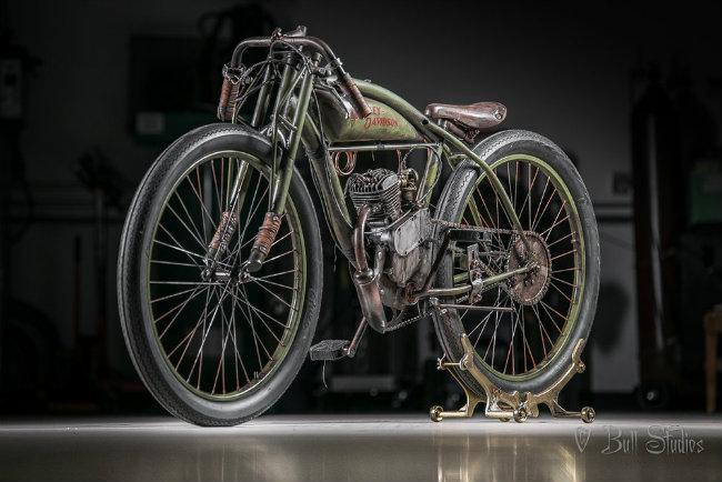 Tuy nhiên không phải vì thế mà 1926 Harley-Davidson hy sinh đi vẻ đẹp thẩm mỹ.