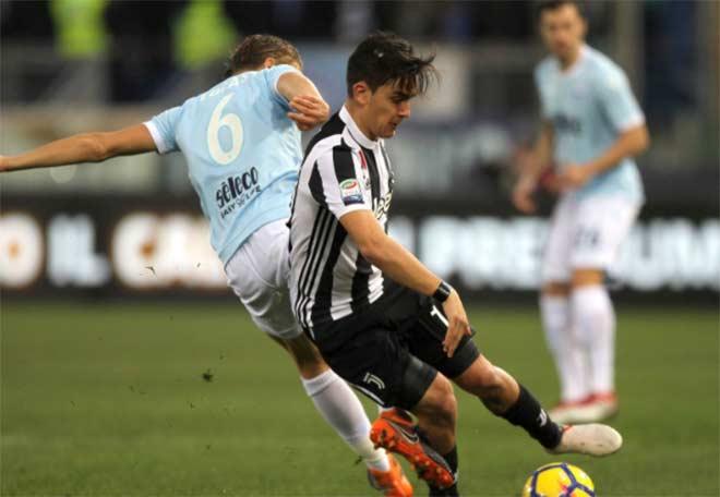 Lazio - Juventus: Siêu sao lên tiếng phút 90+3 - 1