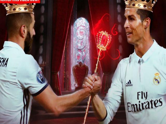 """Ronaldo kết thân Benzema: Thống trị Real, dằn mặt dàn """"bom tấn"""""""