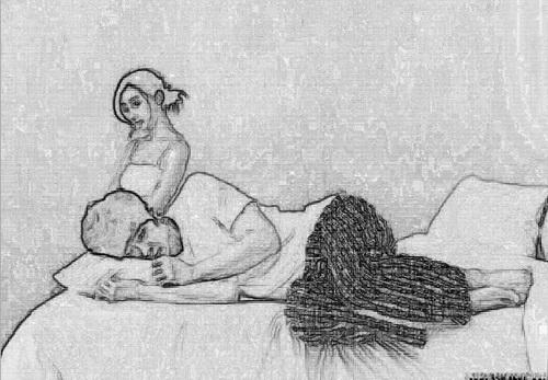 """Lý giải hiện tượng """"no yêu, đói ngủ"""" ở đàn ông - 1"""