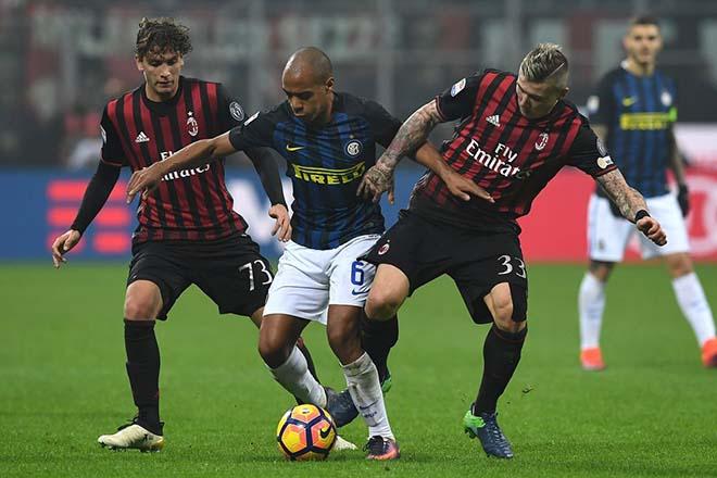 """AC Milan - Inter Milan: Rực lửa derby, """"đệ tử Messi"""" so tài """"truyền nhân Buffon"""" - 1"""