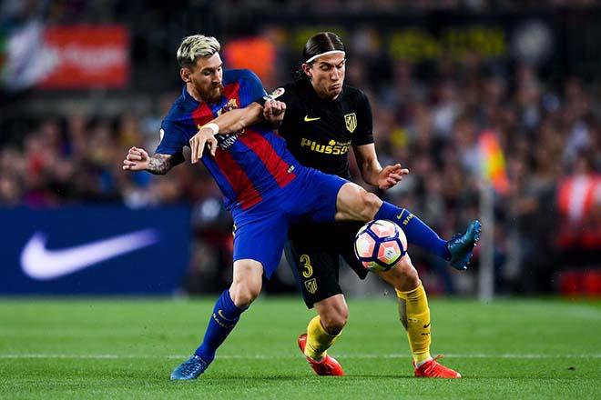 """Barcelona - Atletico Madrid: """"Vua"""" Messi ra oai, định đoạt ngai vàng - 1"""