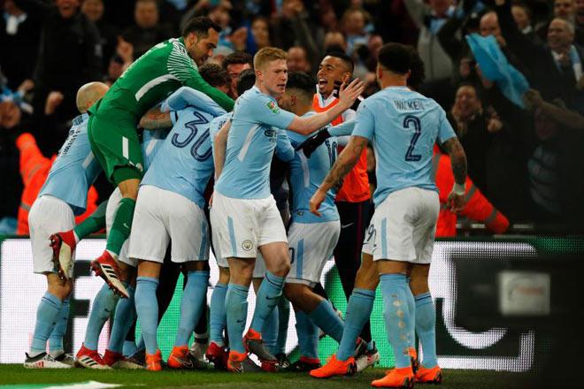 """Man City – Chelsea: Man """"xanh"""" xứng danh vô đối, chờ gặt kỷ lục - 1"""