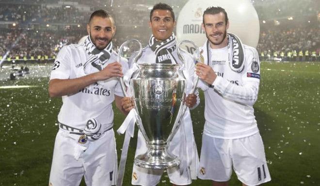 """Ronaldo """"gầm thét"""": Real lập hattrick Cúp C1 trong tầm tay - 2"""