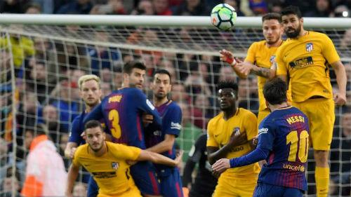Chi tiết Barcelona - Atletico: Bảo toàn thành quả, cúp đã rất gần (KT) - 5
