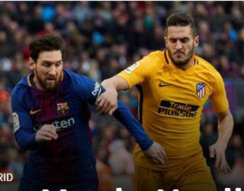 Chi tiết Barcelona - Atletico: Bảo toàn thành quả, cúp đã rất gần (KT) - 4