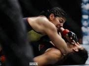 Tin nóng võ thuật 4/3: Hiện tượng UFC Brazil tiễn đàn chị về vườn