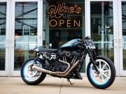 Vừa ra mắt, Harley Davidson Iron 1200 đã nhận được bản độ khác lạ