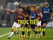 AC Milan - Inter: Hoãn derby vì Davide Astori