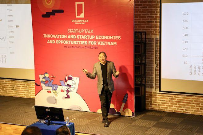 """Nhà phát minh vĩ đại thế giới """"vẽ đường"""" cho startup Việt kiếm tỉ đô - 1"""
