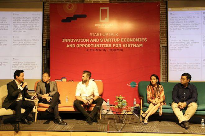 """Nhà phát minh vĩ đại thế giới """"vẽ đường"""" cho startup Việt kiếm tỉ đô - 2"""