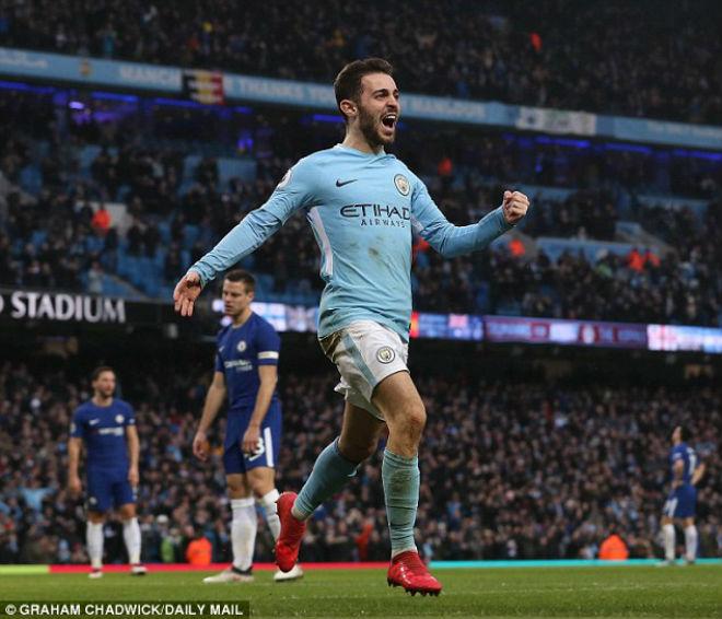 Man City vô đối Ngoại hạng Anh: Pep mơ mưa kỷ lục vượt MU – Chelsea - 1