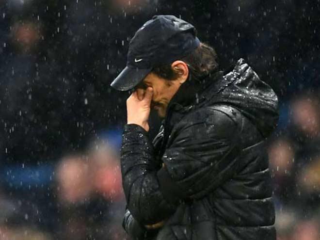 Chelsea sút trúng không nổi một quả, Conte bào chữa chiến thuật - 1