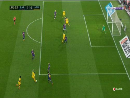 Chi tiết Barcelona - Atletico: Bảo toàn thành quả, cúp đã rất gần (KT) - 8