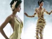 Váy xuyên thấu của H ' Hen Niê phản cảm hay không?