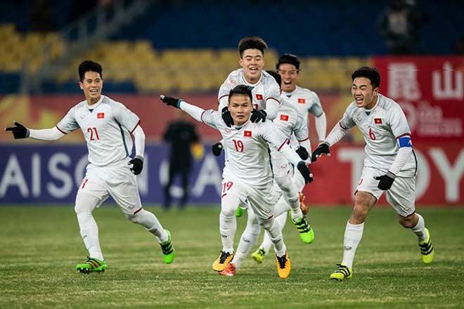 Sôi sục V-League 2018: Thơm lây từ U23, mơ mùa giải thành công tột bậc - 1
