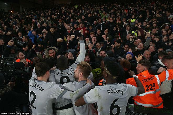 """Góc chiến thuật C.Palace – MU: Mourinho nổi giận, """"Quỷ đỏ"""" tung hoành - 2"""
