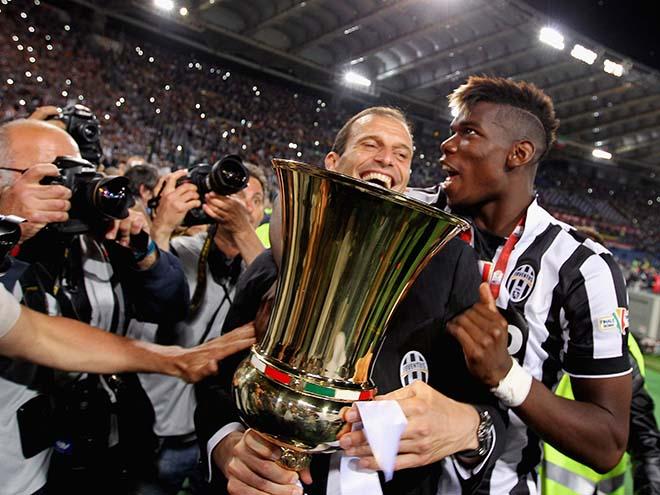 """MU phát sốt vì Pogba: Juventus chơi chiêu mua lại, """"tuồn"""" cho PSG? - 2"""