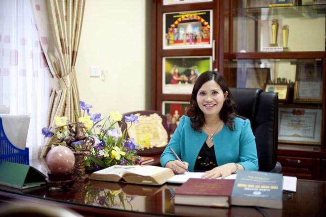 Tổng giám đốc - Dược sĩ Lê Thị Bình: Khởi nghiệp bằng chữ tâm, phát triển nhờ trí lực - 1