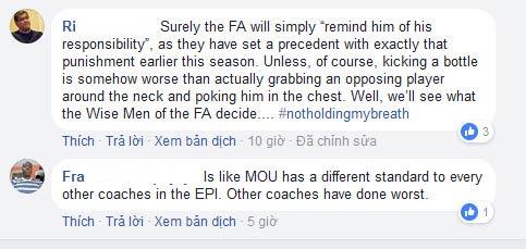 MU - Mourinho đá chai nước, nguy cơ lỡ đại chiến Liverpool: Fan bênh vực - 2