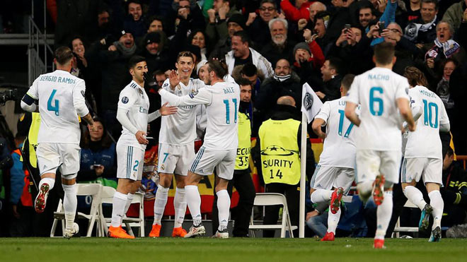 """PSG – Real Madrid: """"Cỗ máy siêu hạng"""" Ronaldo, đại tiệc sẵn sàng - 2"""