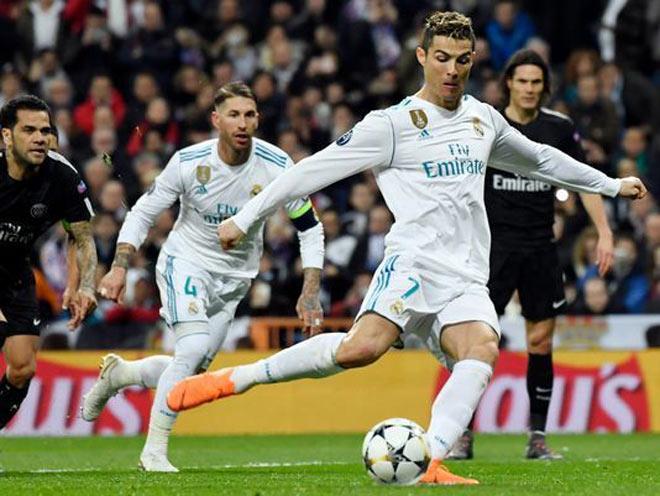 """PSG – Real Madrid: """"Cỗ máy siêu hạng"""" Ronaldo, đại tiệc sẵn sàng - 1"""