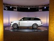 Range Rover SV Coupe sẽ trình làng tại Geneva Motor Show 2018