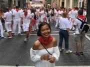 Ghen tị với cô nàng 4 tháng đi 18 quốc gia, 44 thành phố trên thế giới