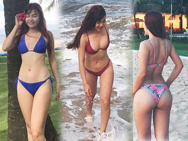 Hot gymer Nha Trang: Vòng 3 Angela Phương Trinh chẳng cường điệu mới lạ - 5